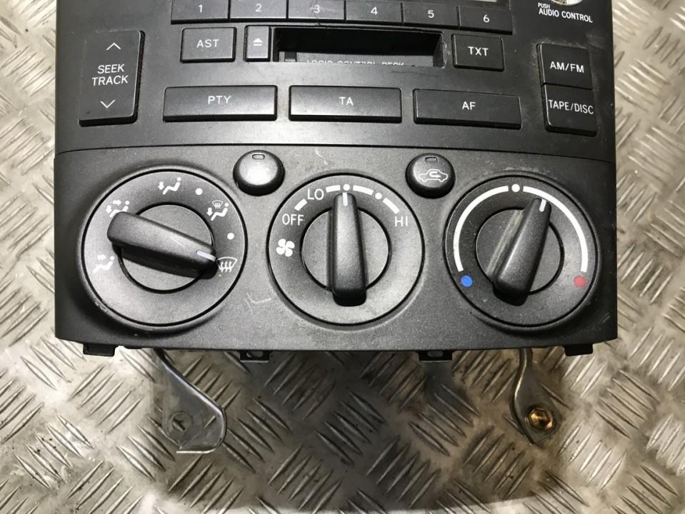 Toyota  Avensis Peciuko valdymas