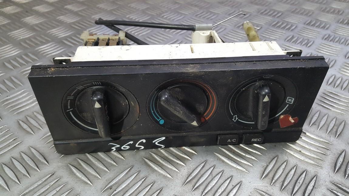 Блок управления климатической установкой 893959621 used Audi 80 1992 2.0