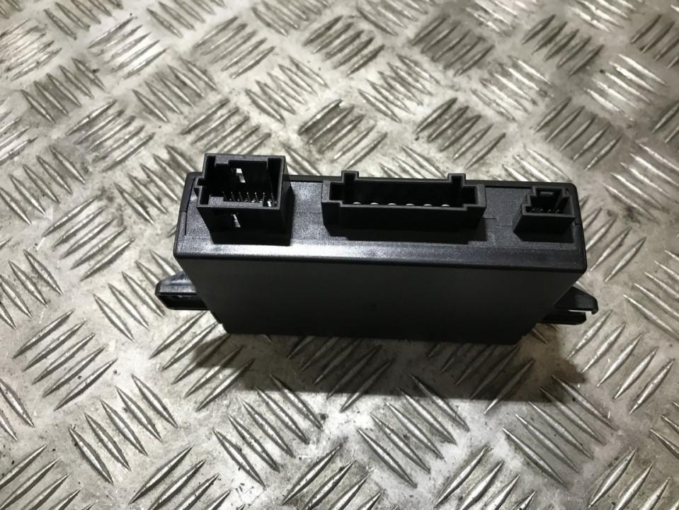 Tow bars relay (Trailer Module) Mercedes-Benz C-CLASS 2001    2.6 0295456732