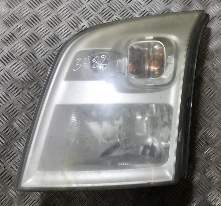 Основная фара - передний левый 6c1113w030dc 6c11-13w030-dc Ford TRANSIT 2016 2.2