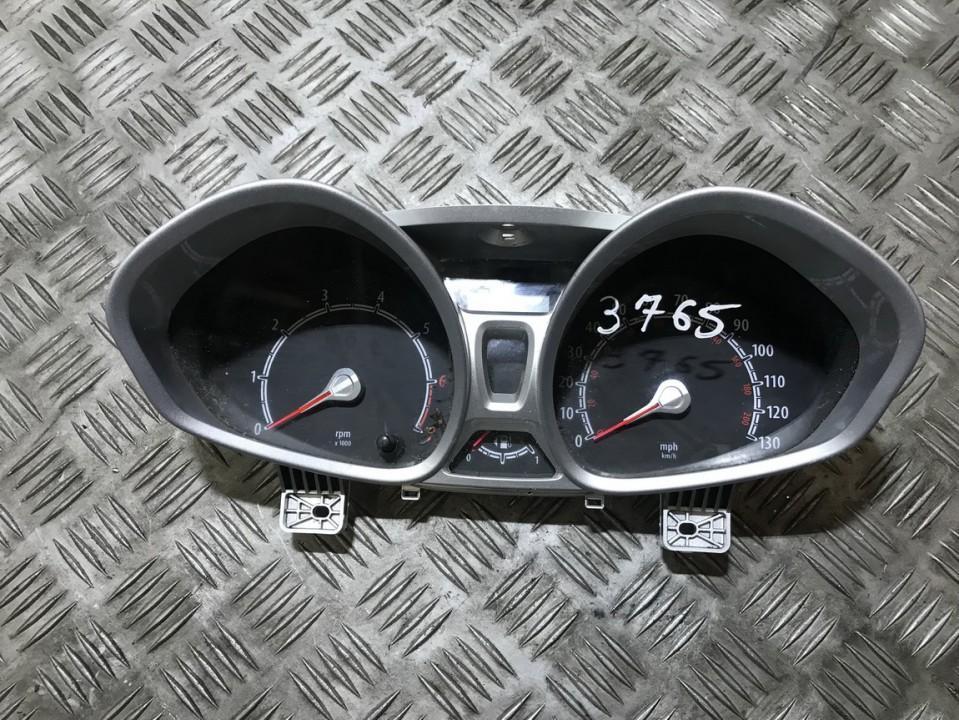 Spidometras - prietaisu skydelis vp8a6f10894ca vp8a6f-10894-ca,  Ford FIESTA 2001 1.8