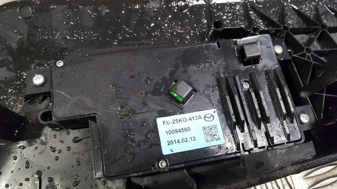 Sedynes atminties mygtukai P.K. Mazda 6 2014    2.2 FU25KG413A