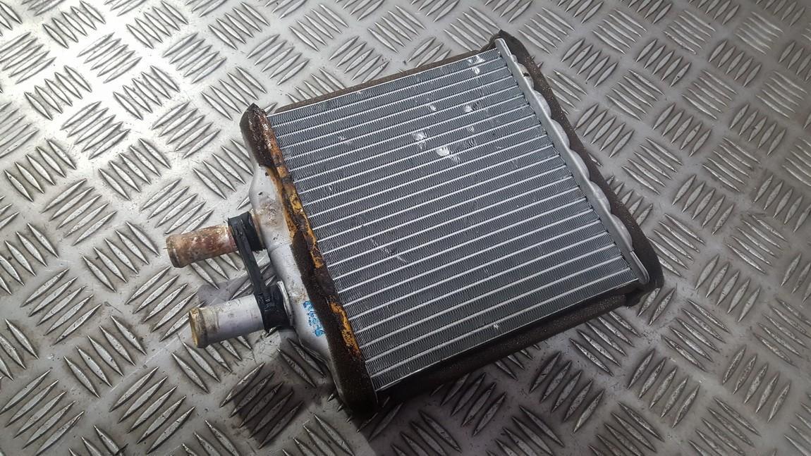 Salono peciuko radiatorius USED USED Chevrolet LACETTI 2008 1.6