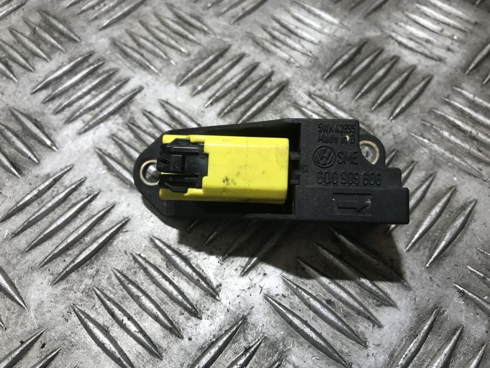 Srs Airbag daviklis 6q0909606 5wk42895, 26020608 Volkswagen POLO 2011 1.2