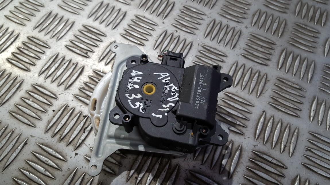 Heater Vent Flap Control Actuator Motor ae0637008610 ae063700-8610 Toyota AVENSIS 2010 2.0
