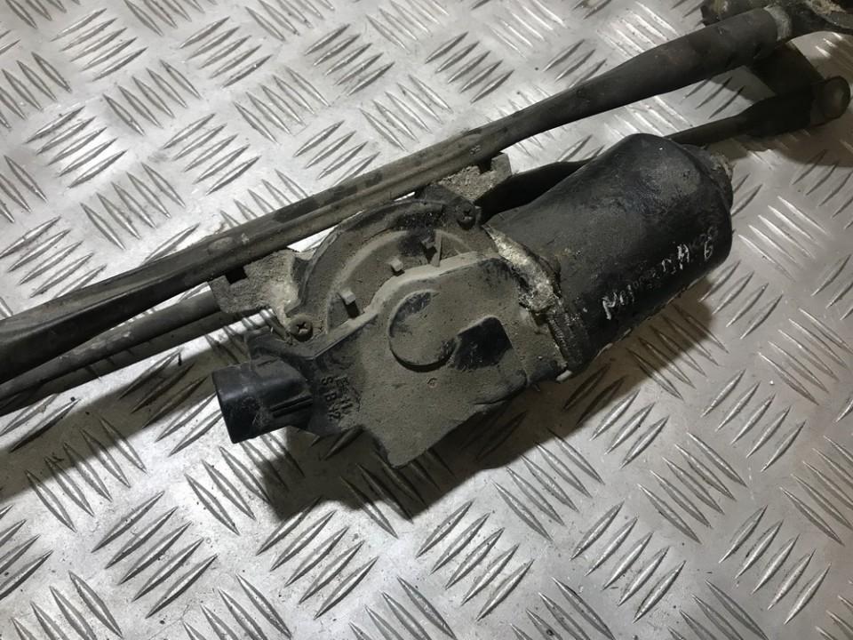 Priekinis langu valytuvu varikliukas used used Mazda 6 2004 1.8