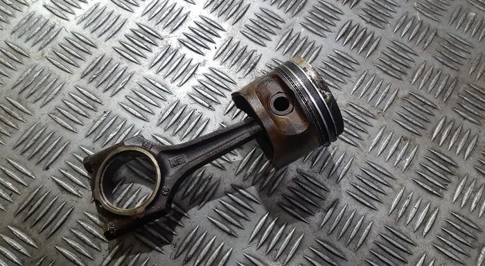 Opel  Corsa Piston and Conrod (Connecting rod)