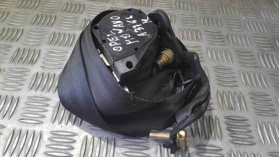 Saugos dirzas P.K. 33042276 USED Opel MOVANO 2006 2.5