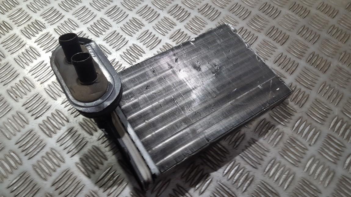 Salono peciuko radiatorius 1h1819031a used Volkswagen GOLF 2008 2.0