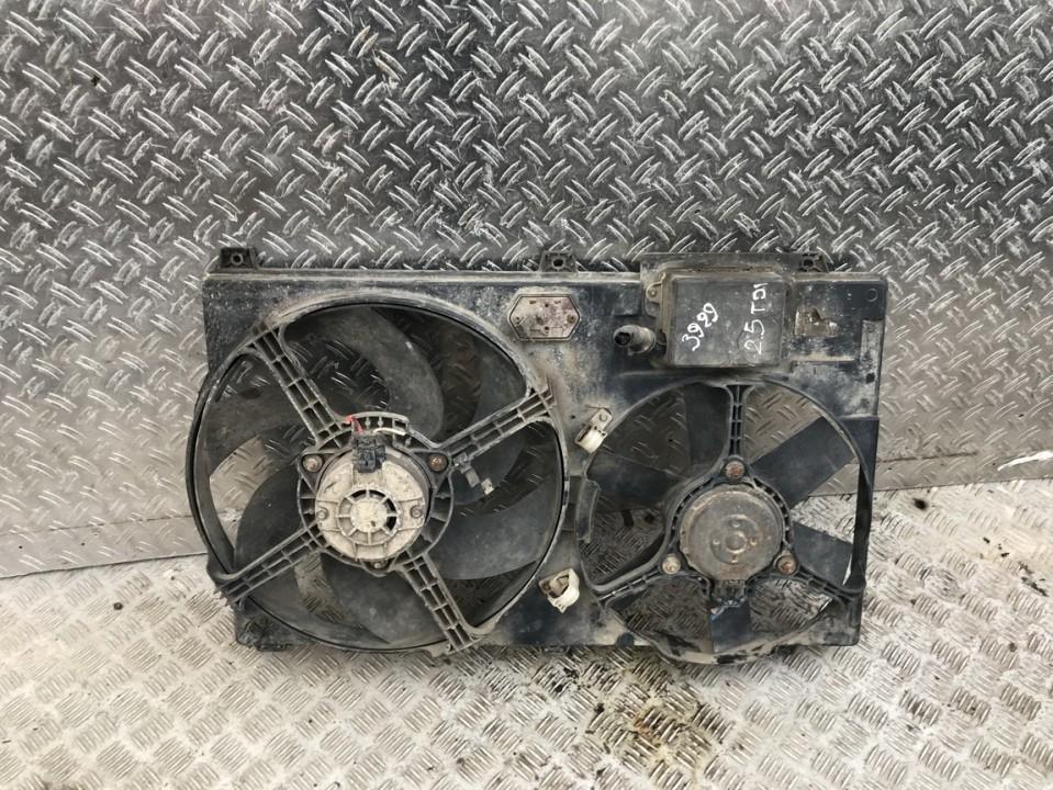 Difuzorius (radiatoriaus ventiliatoriaus) used used Volkswagen TRANSPORTER 2009 2.5