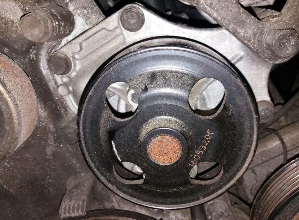 Mazda  2 Water pump