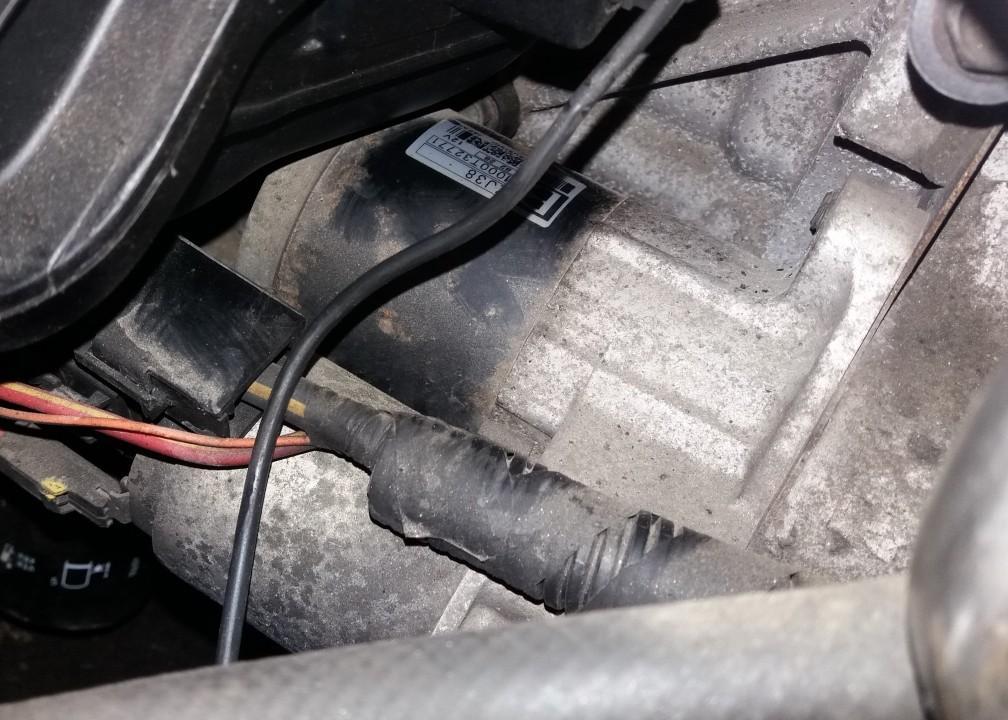 Mazda  2 Starter Motor