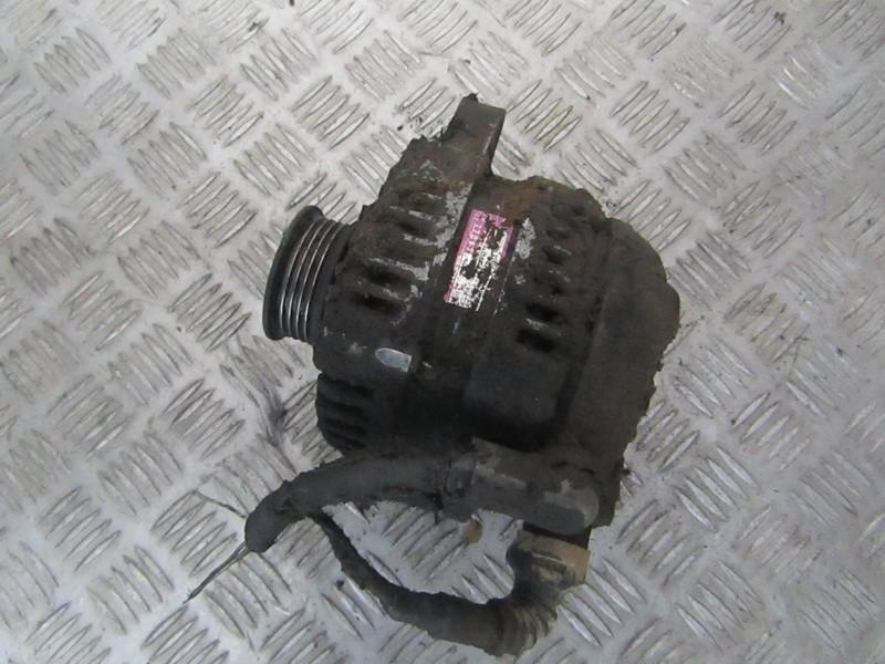 2002 toyota rav4 alternator
