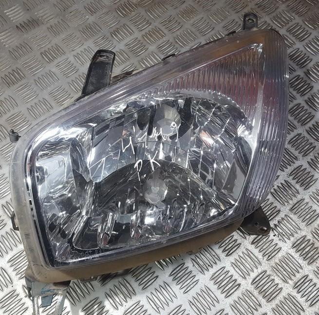 Zibintas P.K. 206176B 20-6176B Toyota RAV-4 2006 2.2