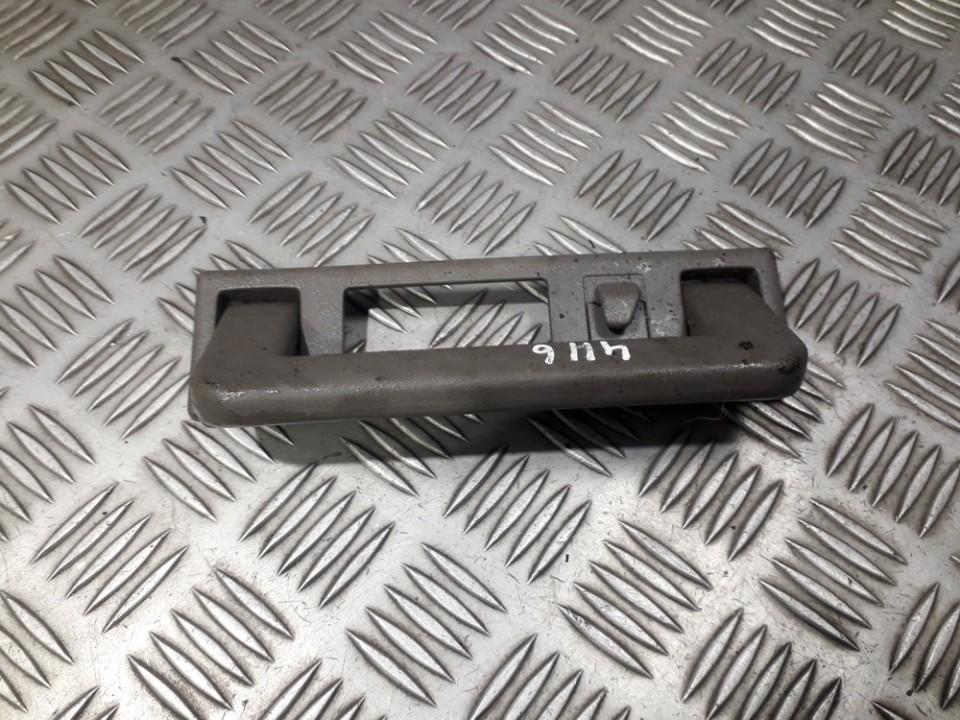 Ручка внутренняя потолочная - задний левый 4a0857607 used Audi 100 1985 2.0
