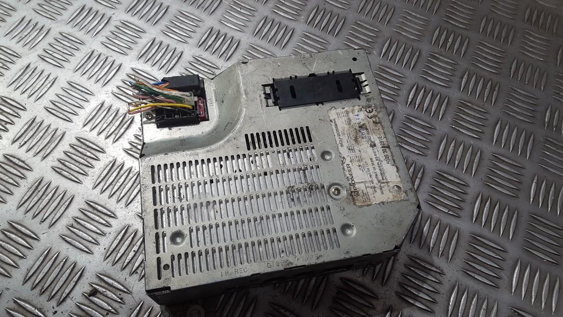 Automagnetola 6025301081e used Renault ESPACE 1990 2.1