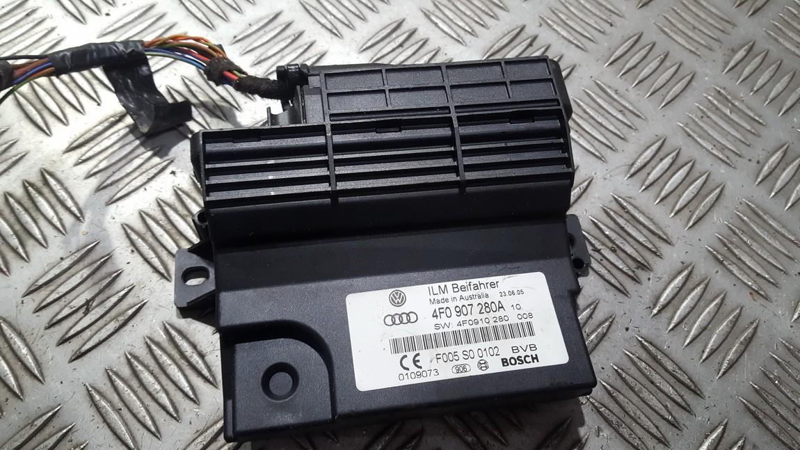 Borto kompiuterio valdymas Audi A6 2006    0.0 4f0907280a