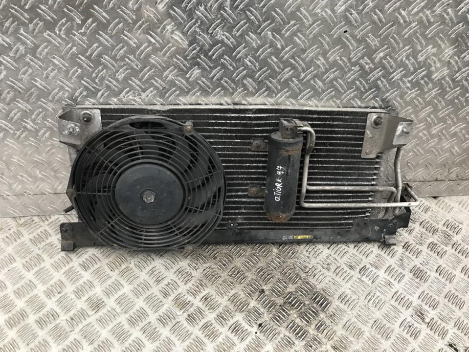 Oro Kondicionieriaus radiatorius 90508128 used Opel TIGRA 1998 1.4