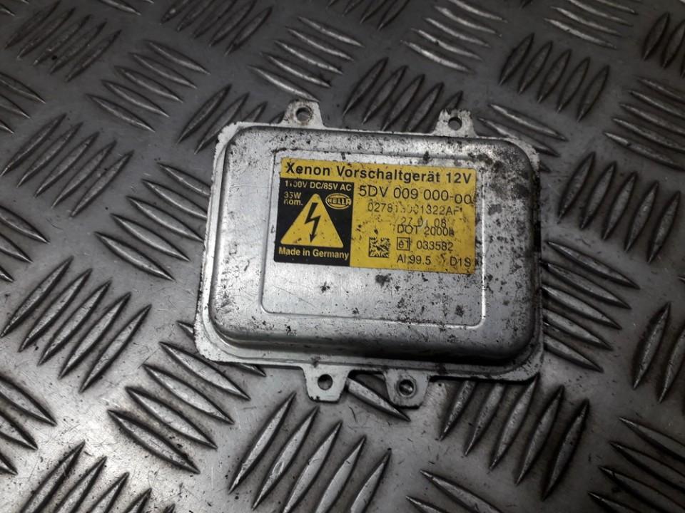 Zibinto xenon blokelis 5dv00900000 5dv009000-00, 027813001322af Peugeot 407 2006 1.6