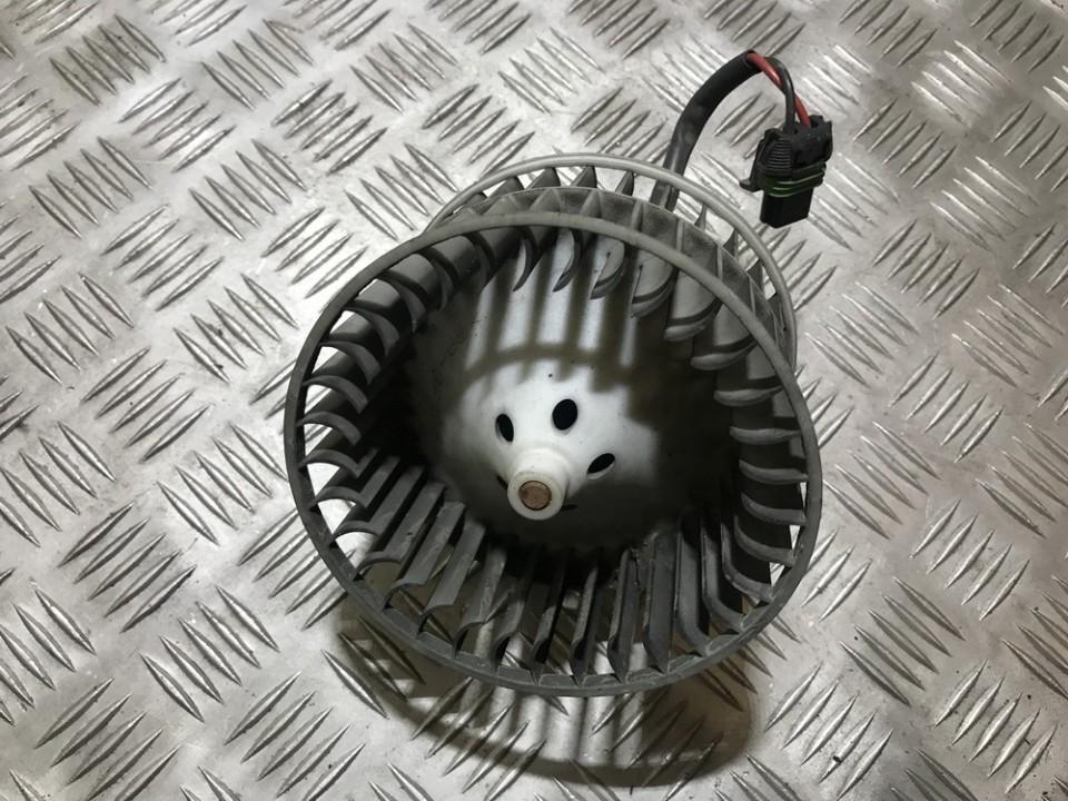 Salono ventiliatorius 0130063506 used Renault ESPACE 1990 2.1
