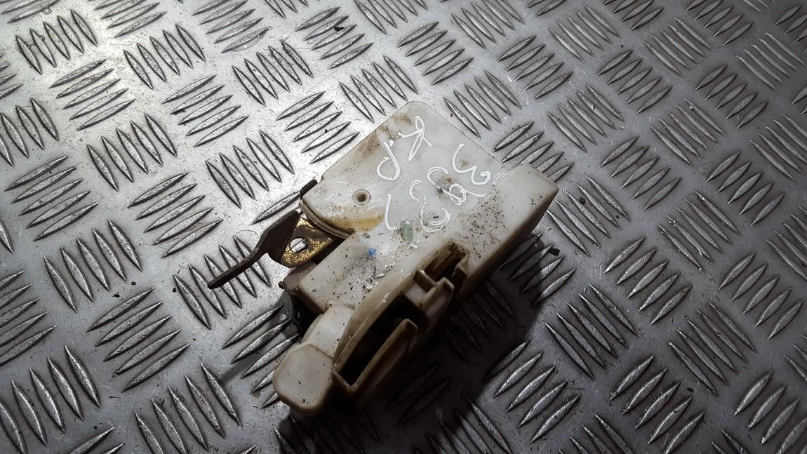 Door Lock Mechanism - front left side 1h1837015 used Volkswagen GOLF 1992 1.4