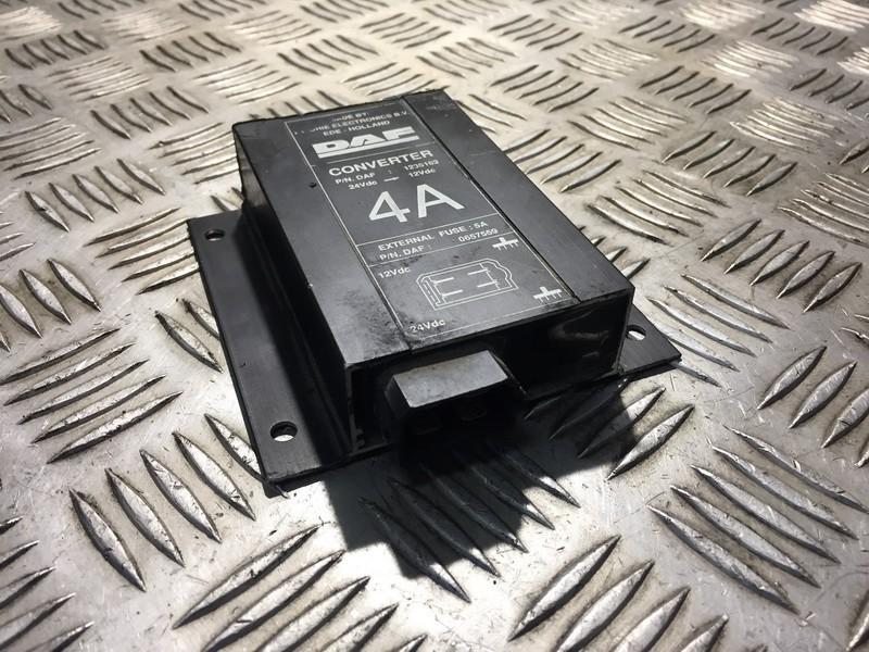 Voltage Converter Truck - DAF XF 1999    0.0 1235163