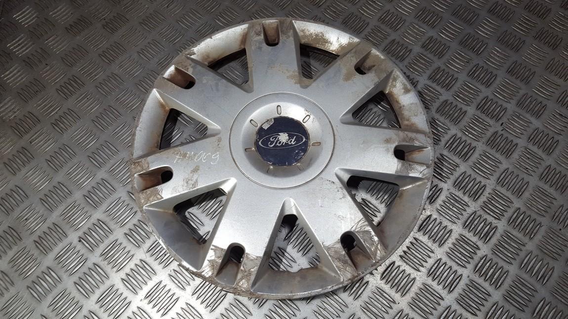 Ford  Fiesta Ratu Gaubtai R15