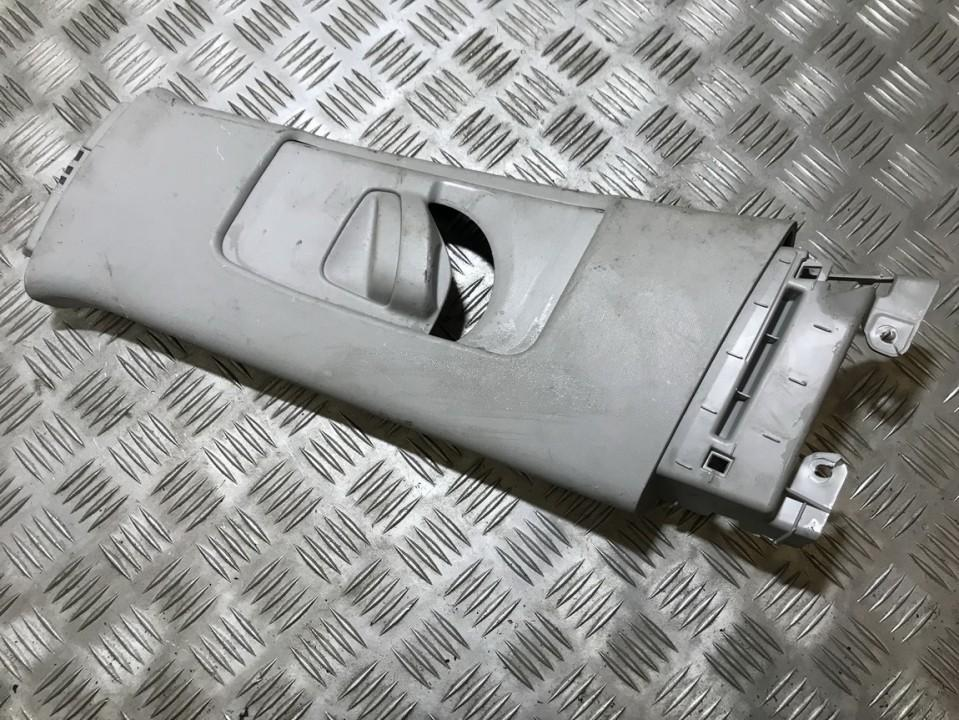 Salono apdaila (plastmases) 7302402011 73024-02011, 73256-02020 Toyota AURIS 2008 1.6