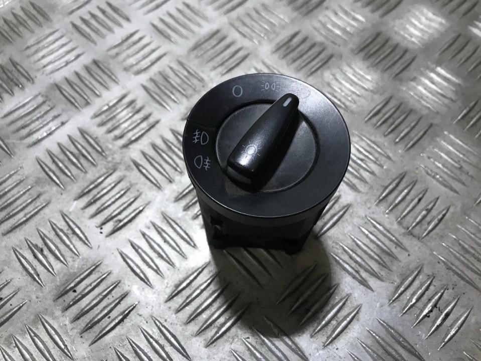 Headlight adjuster switch (Foglight Fog Light Control Switches) 1c0941531a c1a-t, 1529 Volkswagen GOLF 2004 1.6