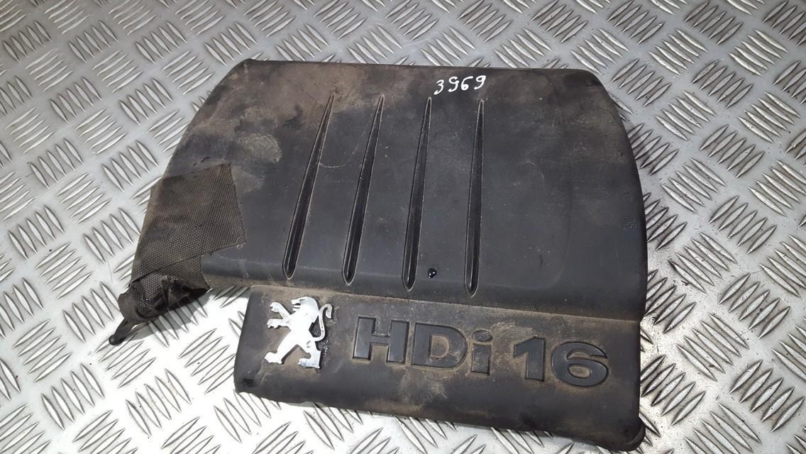 Variklio dekoratyvine apsauga 9653014380A 9653014680 Peugeot 407 2006 2.7