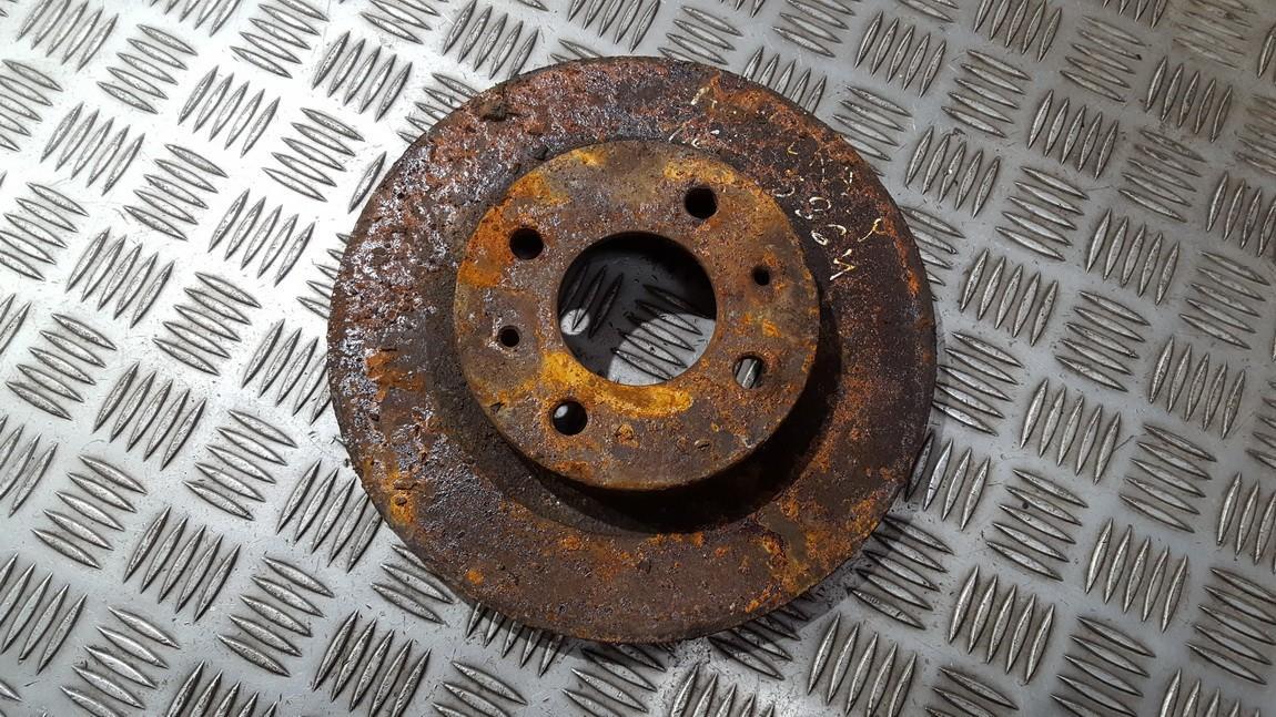 Priekinis stabdziu diskas used used Nissan ALMERA 1998 1.4