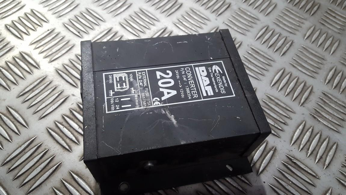 Voltage Converter Truck - DAF XF 2001    0.0 1368354