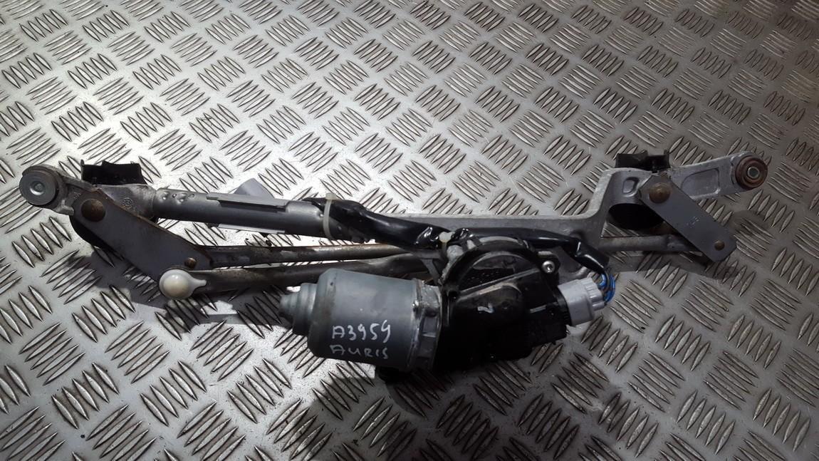 Valytuvu mechanizmas Pr. used used Toyota AURIS 2008 2.0