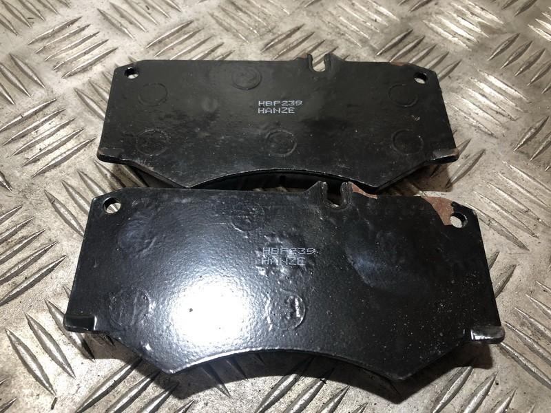 Brake Pads - Brake Lining (Disc) Mercedes-Benz G-CLASS 1990    0.0 hbp239