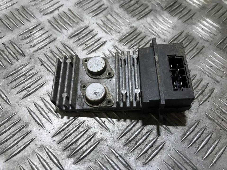 Peciuko reostatas (ezys) (ventiliatoriaus rele) 652873n 73412602 Renault SCENIC 2000 1.9