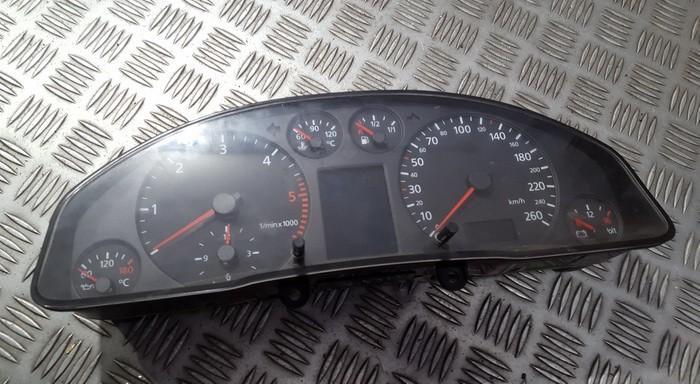 Spidometras - prietaisu skydelis 4b0919880g 110.008.890/001 Audi A6 2001 2.7