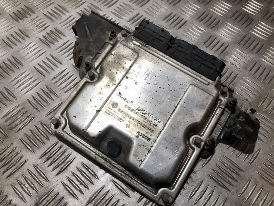 Variklio kompiuteris 0281010292 p05033032af Chrysler PT CRUISER 2000 2.0