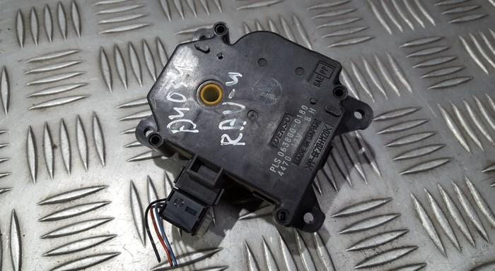 Peciuko sklendes varikliukas 0638000180 063800-0180, 447012V8H Toyota RAV-4 2003 2.0