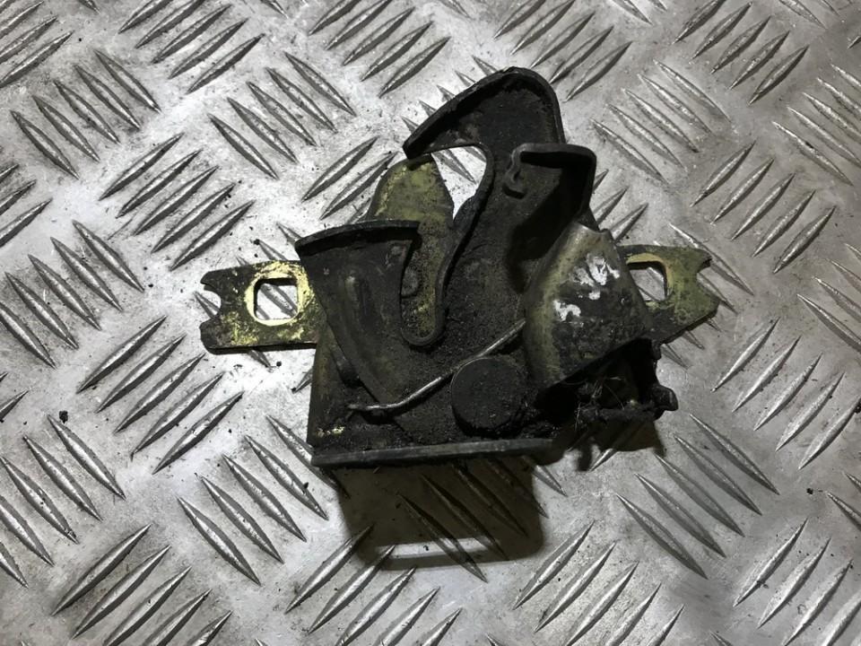 Hood Lock - Hood Latch 1h0823509 used Volkswagen GOLF 2001 1.9