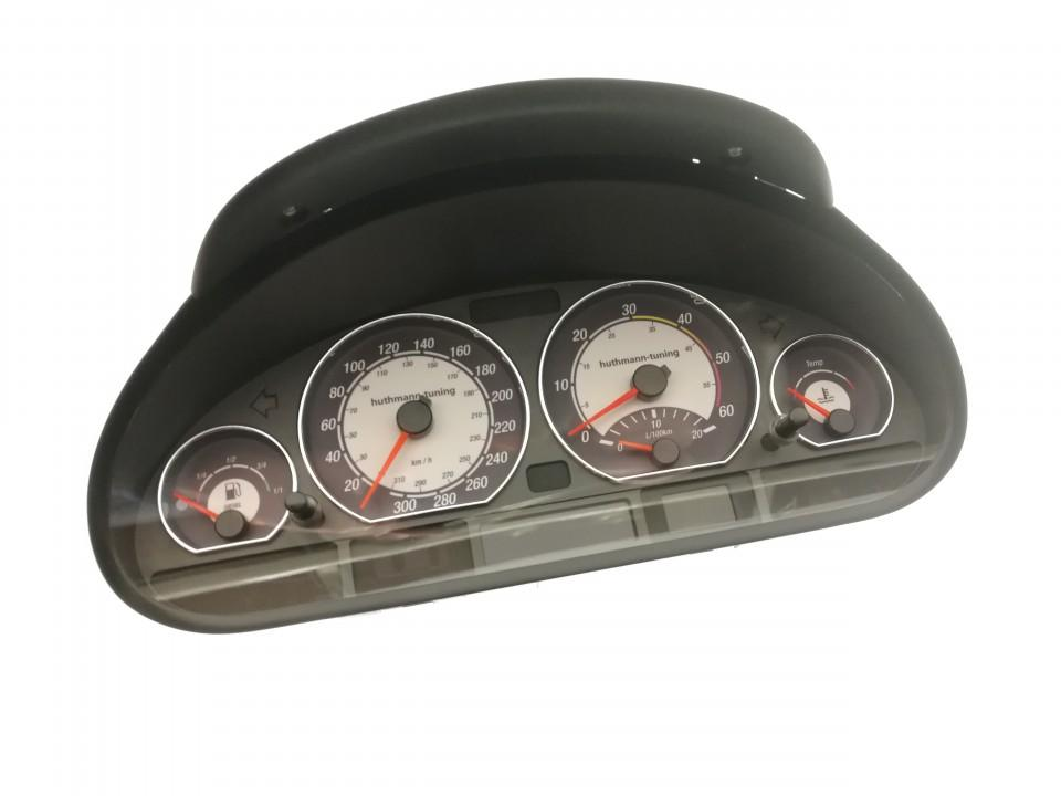 Spidometras - prietaisu skydelis 0263606344 6911289, 1036017005, 1031098170 BMW 3-SERIES 2000 1.9