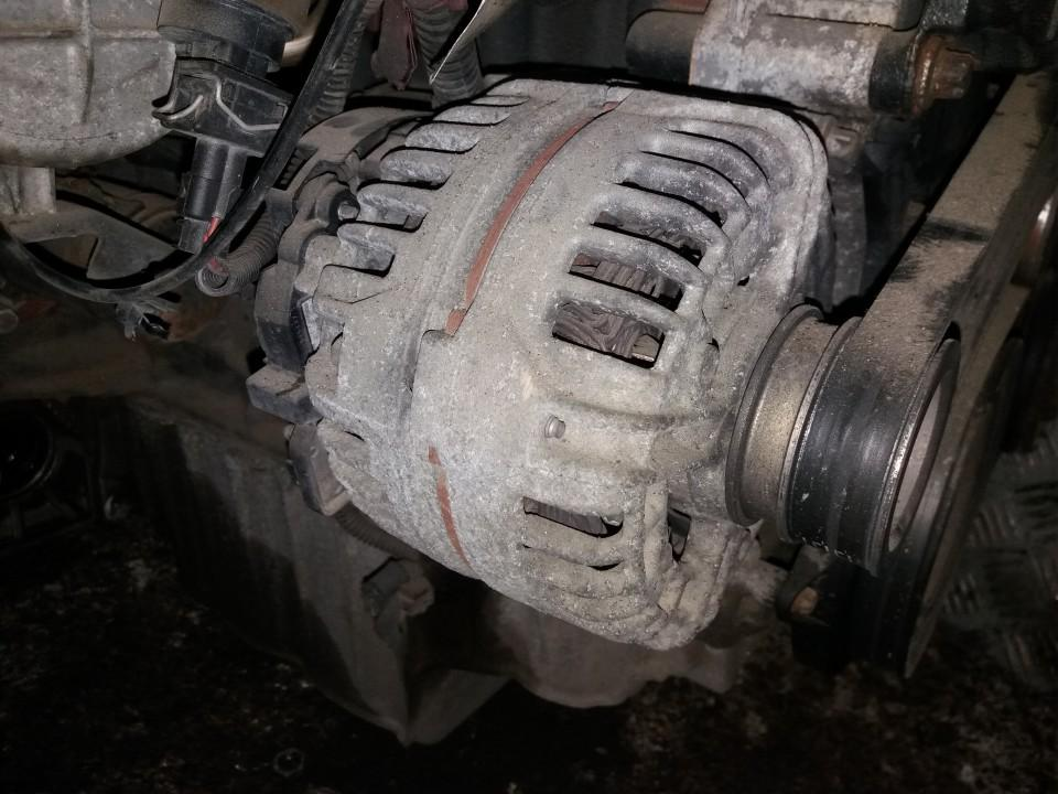 Opel  Astra Generatorius