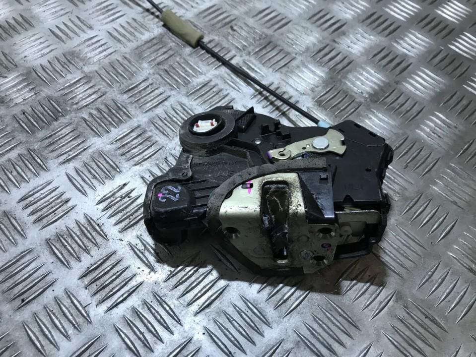 Duru spyna P.K. used used Toyota HILUX 2012 2.5