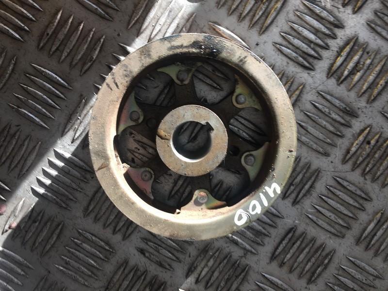 Paskirstymo veleno dantratis (skyvas - skriemulys) used used Toyota AVENSIS VERSO 2004 2.0