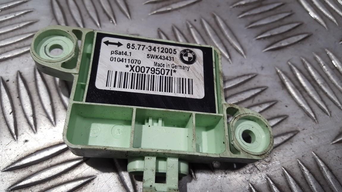 Srs Airbag daviklis 65773412005 65.77-3412005, 6577-3412005, 65.773412005 BMW X3 2004 3.0