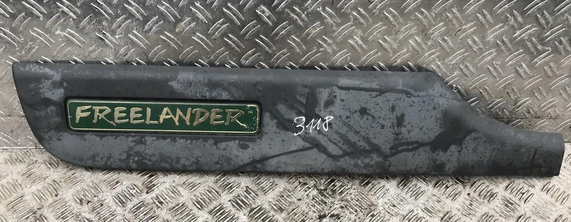 Galinio dangcio isorine apdaila (numerio apsvietimas) dgp100970 used Land Rover FREELANDER 2000 2.0