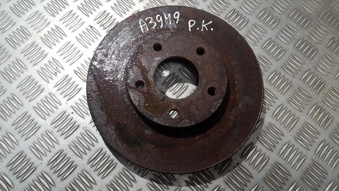 Priekinis stabdziu diskas used used Nissan ALMERA TINO 2000 1.8