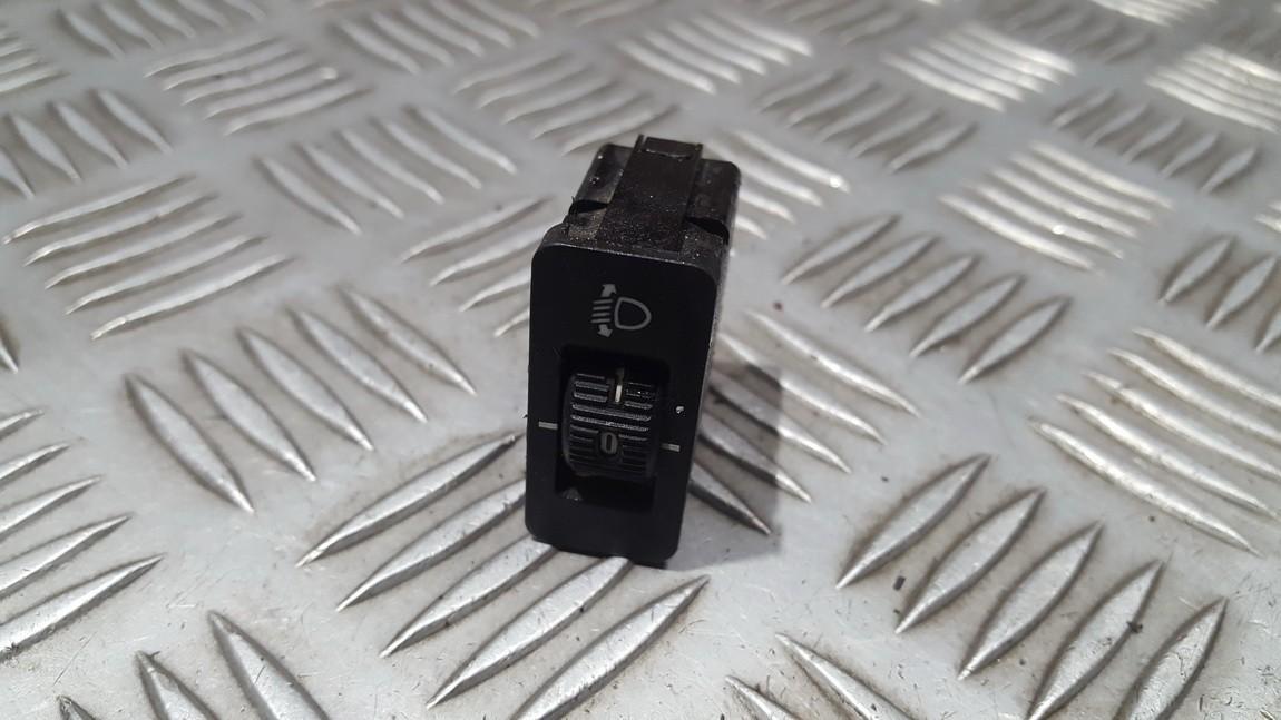 Zibintu aukscio reguliatoriaus mygtukas 61318360460 61.31-8360460, 6131-8360460 Mini ONE 2002 1.6