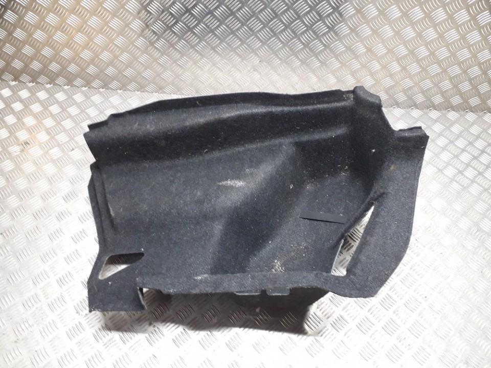 Bagazines vidine apdaila used used BMW 1-SERIES 2012 2.0