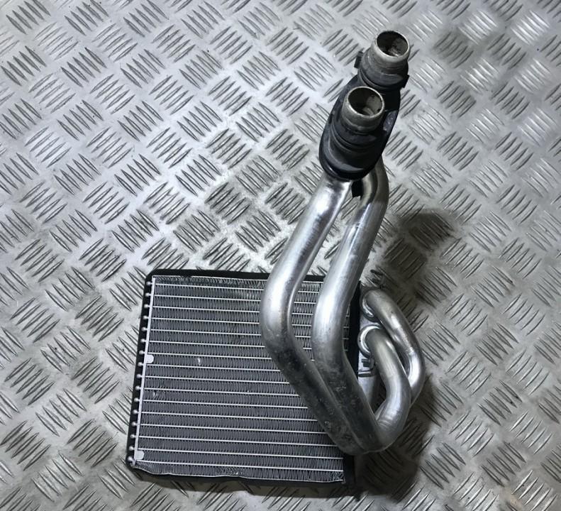 Audi  A3 Salono peciuko radiatorius