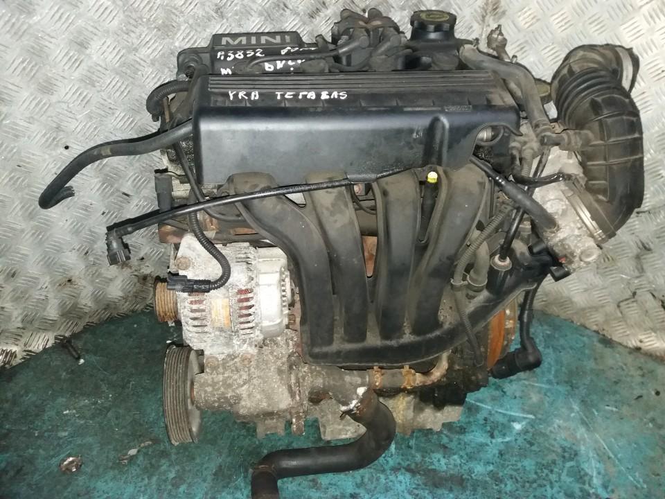 Variklis W10B16AA   Mini ONE 2001 1.6